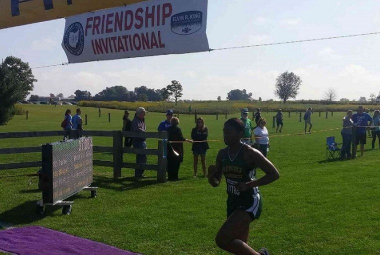 Photo for Cross Country participates in Friendship Invitational